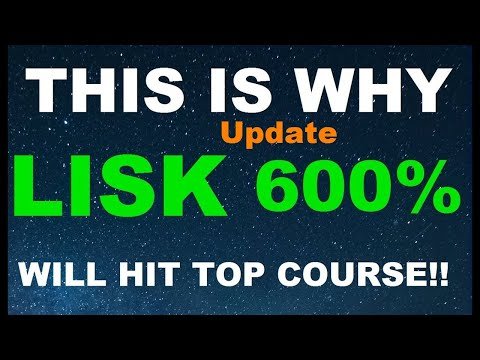 #LISK #LSK LISK LSK Analysis & Price Prediction Most Explosive Crypto 2021 Top 1 Altcoin