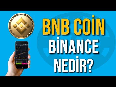 Bnb Coin ve Binance Borsası Nedir? inceleme