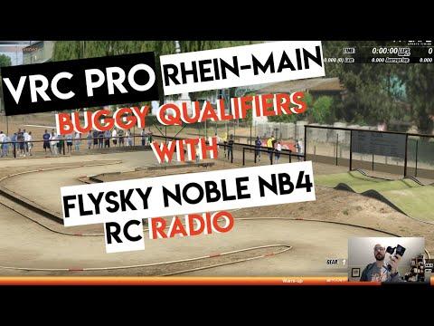 FlySky Noble NB4 with VRC PRO Rhein-Main Buggy Qualifiers – Netcruzer RC