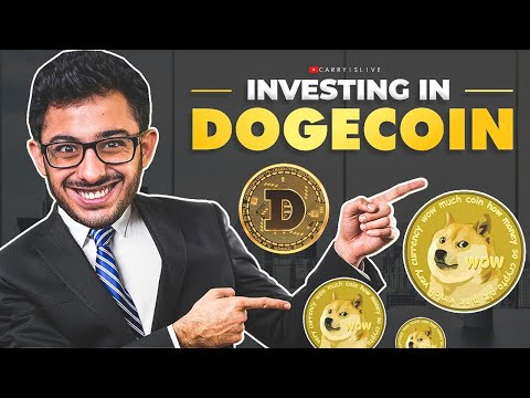 INVESTING IN DOGE COIN | NO PROMOTIONS