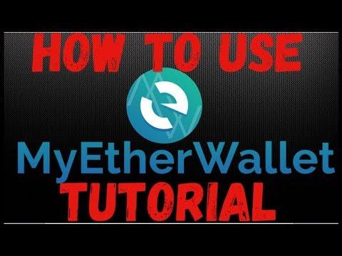 MyEtherWallet Tutorial || Adding Custom Ether Tokens || Golem Augur MCAP ETC – Hindi