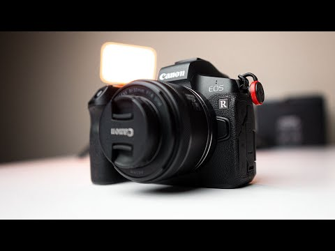 Should you buy the Canon EOS R in 2021?