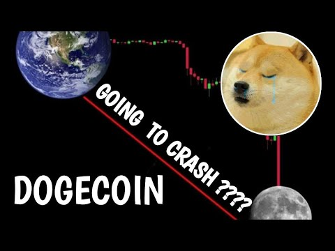 DOGECOIN IS CRASHING !! HERE'S WHY !!