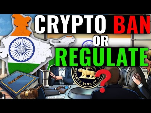 ATTENTION ❗ WILL CRYPTOCURRENCY BAN OR REGULATE IN INDIA ?