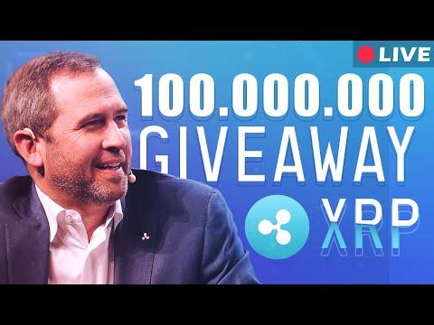 CEO Brad Garlinghouse. Xrp live price prediction. x100 MOONSHOOT?