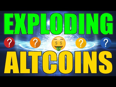 THESE ALTCOINS ARE ABOUT TO EXPLODE! (DON'T MISS INSANE GAINS!)