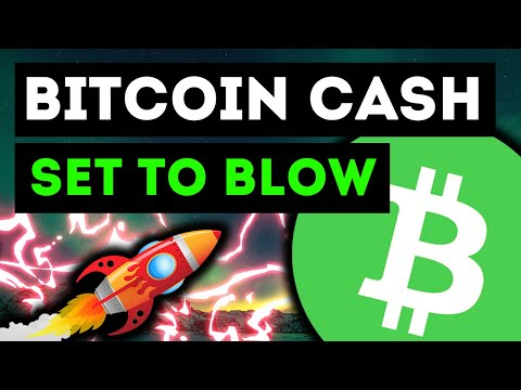 BITCOIN CASH PRICE PREDICTION (It Is Set To Blow)