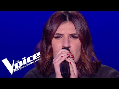 Sia – Unstoppable| Julya | The Voice France 2021 | Blinds Auditions