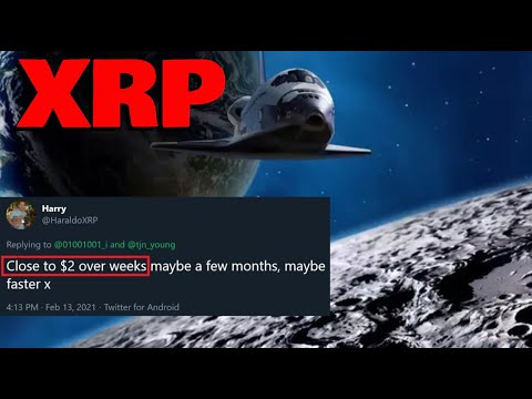 Analyst: XRP @ $2.00 Possibly WITHIN WEEKS | Analyst 2: IT'S IRRESPONSIBLE TO NOT HOLD XRP