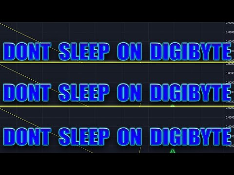 DIGI BYTE (DGB) price view and recap . DON'T SLEPP ON DIGIBYTE
