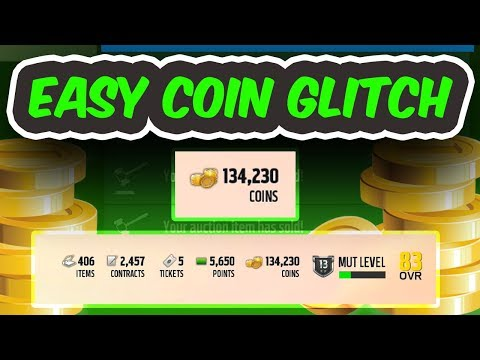 OMG MADDEN 18 COIN GLITCH!! INSTANT PROFIT IN MINUTES!! – Madden 18 Ultimate Team