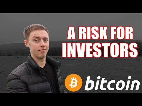 A Surprising Risk for Crypto Investors Right Now