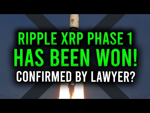 XRP News: It Is FINALLY Happening, Ripple Has Won Phase 1 Of The Lawsuit, More Victories To Follow!