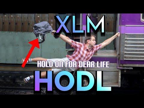 XLM HODLR – HODL – BIG THINGS INCOMING #stellar #xlm #hodl #lumens #stellarlumens