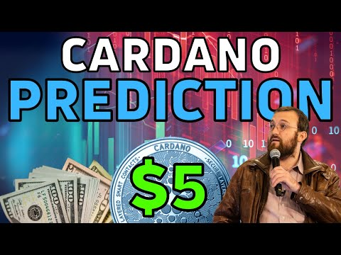 CARDANO (ADA) PRICE PREDICTION – $5 INCOMING