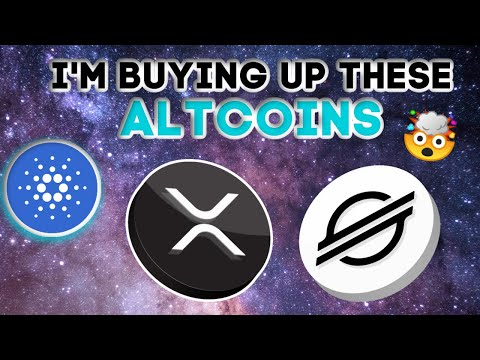 Ripple's XRP, Stellar's XLM, Is A SCREAMING BUY, Cheap Altcoin Hunting, Flare Finance Beta!