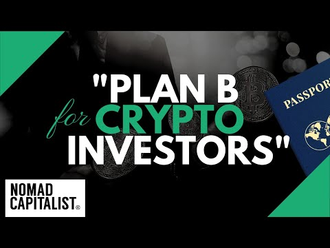 Crypto Investors Need Second Citizenship Now, Not Later
