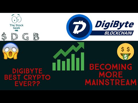 ?? $DGB New updates on Digibyte. This might be the only Crypto yu´ll ever need + HUMBL will use DGB