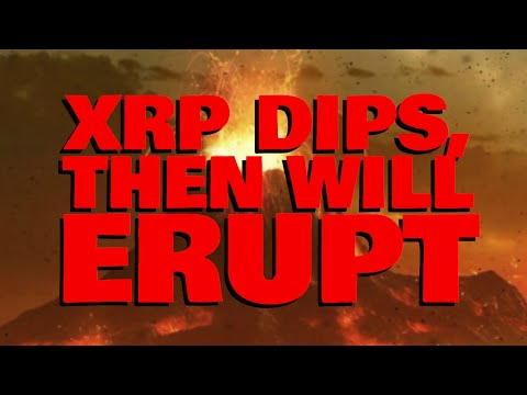 XRP Dip We've BEEN WAITING FOR   TOP Analyst: XRP Is Ready TO ERUPT, But There's 1 Problem…