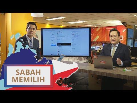 PRN Sabah: Parti yang mendahului setakat jam 20:12PM [Keputusan tidak rasmi]