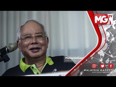 PRN SABAH : Telefon 'Atuk' Macam Mengadu Dekat Cikgu Sekolah – Najib Razak