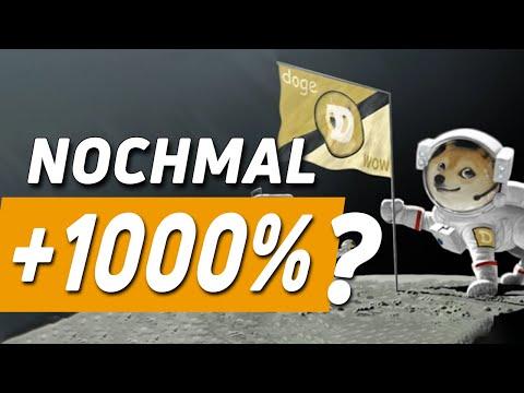 Dogecoin: Wann ich kaufen würde…