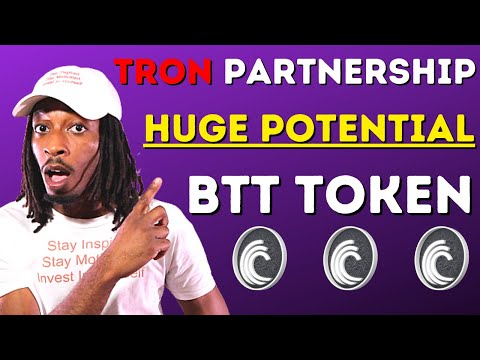BitTorrent Coin News: Tron Partnership with Reef Finance!