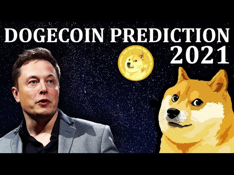 Dogecoin Prediction 2021 (Backed By Elon Musk?!)