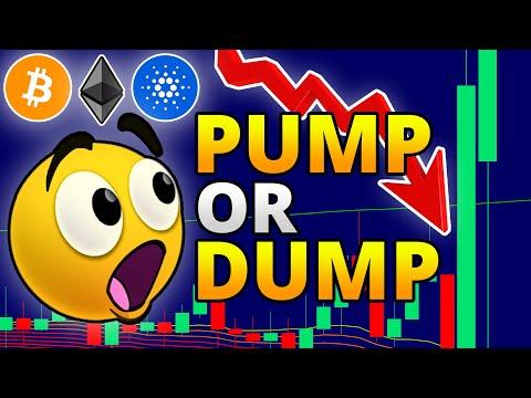 ?BITCOIN & ETHEREUM Price Prediction: PUMP OR DUMP? [BTC, ETH] // Daily Crypto Technical Analysis