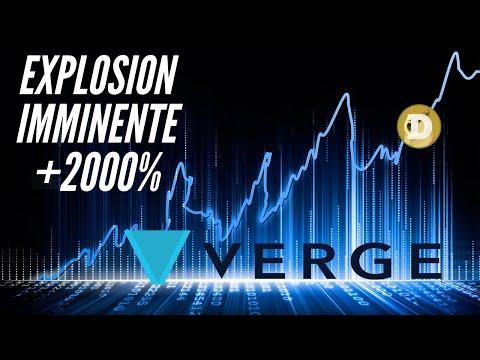 XVG La crypto qui va exploser +2000% comme le DOGE ? analyse crypto monnaie fr