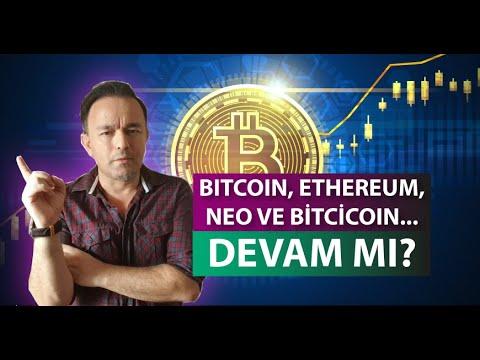 Bitcoin, Ethereum, NEO ve BitciCoin'de sırada ne var??? 12.03.2021 Günlük Analiz
