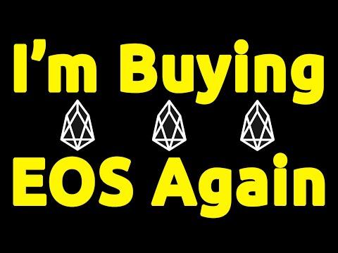 ? Why I'm Buying EOS Again