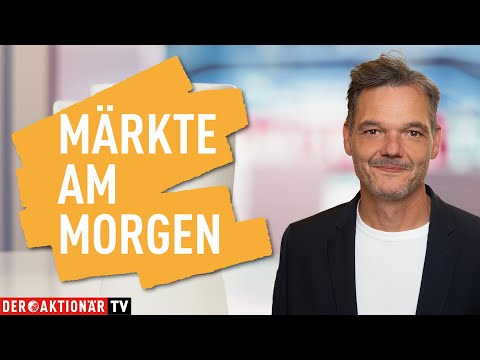 Märkte am Morgen: Bitcoin, Gold, Caterpillar, Visa, HeidelCement, Telekom, HelloFresh, VW, BMW