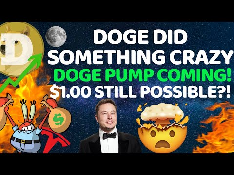 WOW DOGECOIN BLAST OFF INCOMING!  | DOGE DID SOMETHING CRAZY :O | DOGECOIN NEWS | CRYPTO NEWS