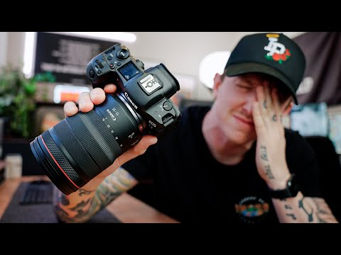 Canon R5 – What I Wish I Knew BEFORE Buying the Canon EOS R5