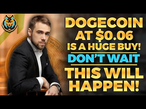 Why You Need To BUY DOGECOIN AT $0.06! (You Did Not Know THIS) Dogecoin News – Dogecoin Prediction