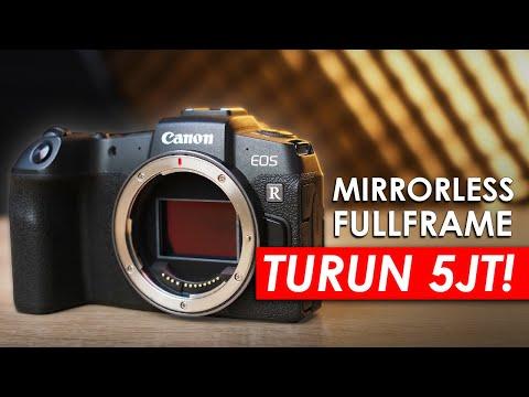 WORTH IT!!! Kamera Full Frame Canon Turun 5 Juta | Canon EOS….