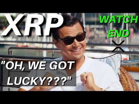 """Ripple/XRP News MUST WATCH ALL Best Rapid Fire """"We Just Got Lucky"""""""
