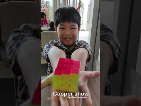 Rubit Cube  | Cooper Show