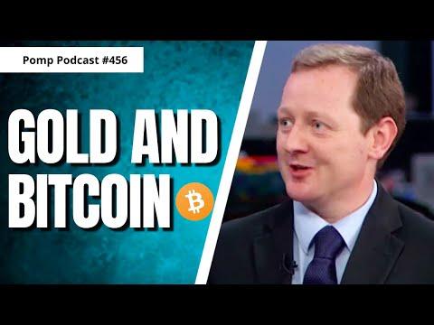 Gold and Bitcoin   Eddie van der Walt   Pomp Podcast #456