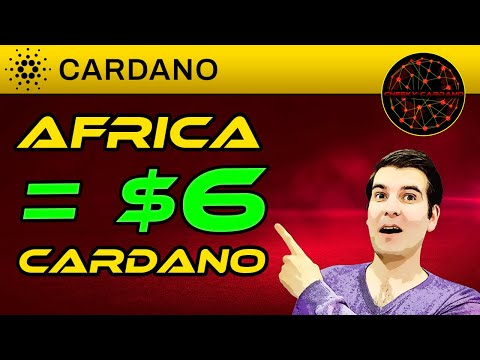 Cardano Africa 🔥 PRICE EXPLOSION INCOMING 🔥 | Cheeky Cardano
