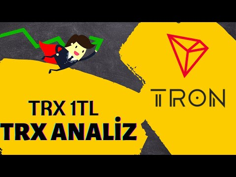 Tron Coin 1TL Olacak Mı? | Trx Coin Analiz Tron Teknik Analiz Tron Kripto Para Analiz (1 Nisan 2021)