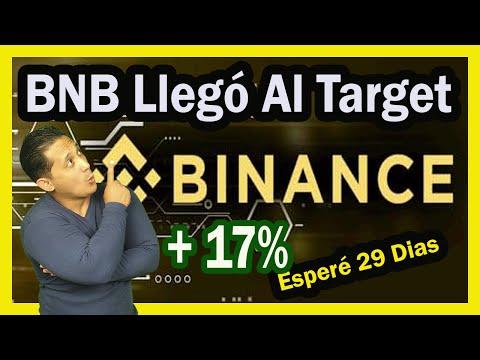 Binance Coin ( BNB ) ✅?▶ Llegamos Al Primer Target ◀ ¿ Que Voy Hacer ? ?