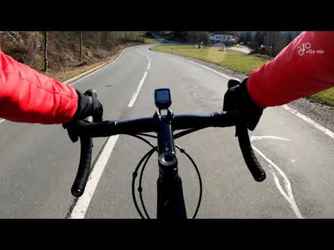 Trattberg Spring Road Bike Climbing bike check votec vrc winter setup