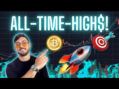 Crypto Market Breaks All-Time-HIGH! Bitcoin, Ethereum, ChainLink & EOS Price Targets + News