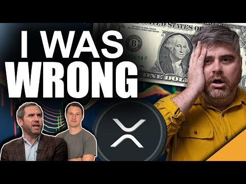 I Was WRONG About XRP (Scariest Ripple Conspiracy)