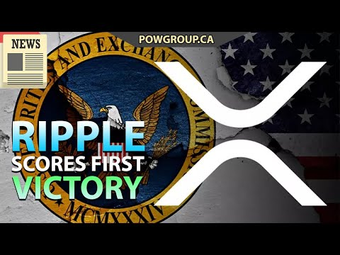 Ripple Scores 1st Legal Victory Against SEC, What Happened in the Hearing?, $10 XRP Price Prediction
