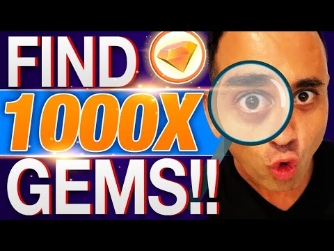 WHAT'S OUR 1000X GEM SECRET? ALL REVEALED WITH ELLIOTRADES!