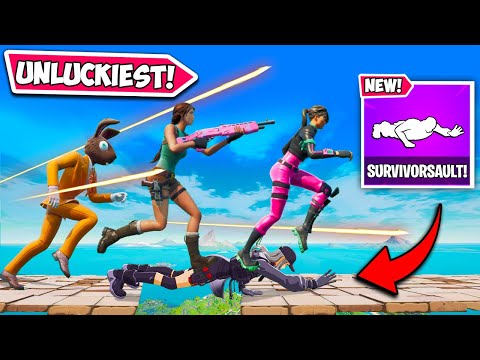 NEW *ICON SERIES* EMOTE IS INSANE!! (SURVIVORSAULT!) – Fortnite Funny Fails and WTF Moments! 1233