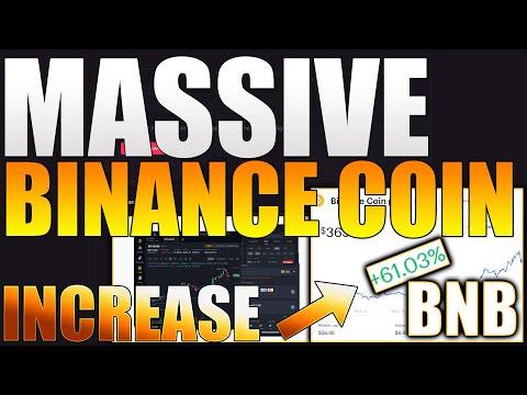 MASSIVE Increase Binance Coin Price Prediction – BNB Coin Price Prediction – Binance BNB Prediction